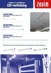 LED, led light, Zevim, bedrijfswageninrichting, LED light in car